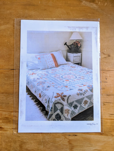 Yorkshire Coverlet by Judy Newman