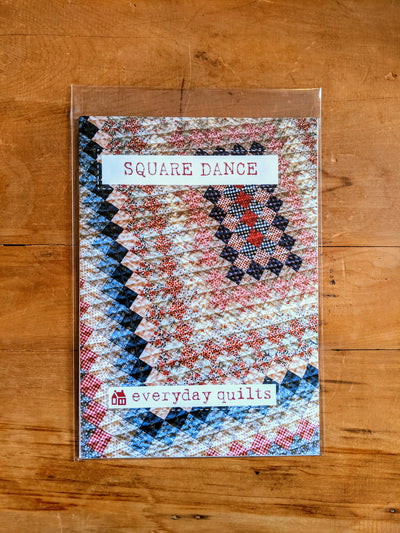 Square Dance by Sandra Boyle