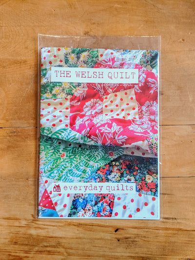 The Welsh Quilt by Sandra Boyle