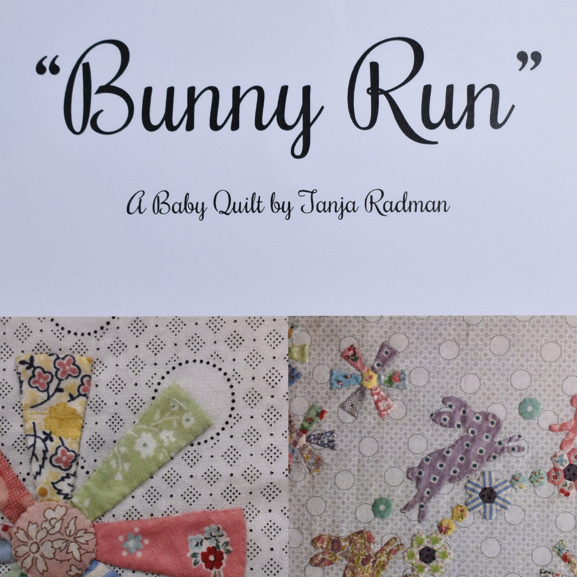 Bunny Run by Tanja Radman
