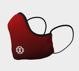 00 LvL Logo  Mask - Red Fade