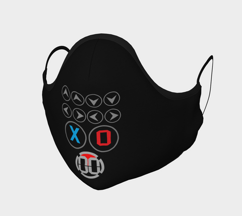 Cheat Code PS Mask