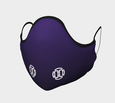 00 LvL Logo  Mask - Purple Fade