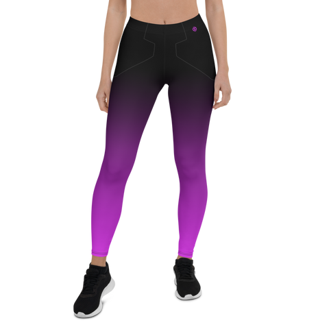 Mox Purple Leggings