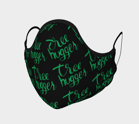 Tree Hugger 4 Mask