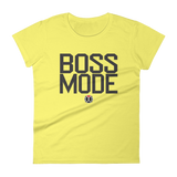 Boss Mode Tee Women - 00LvL