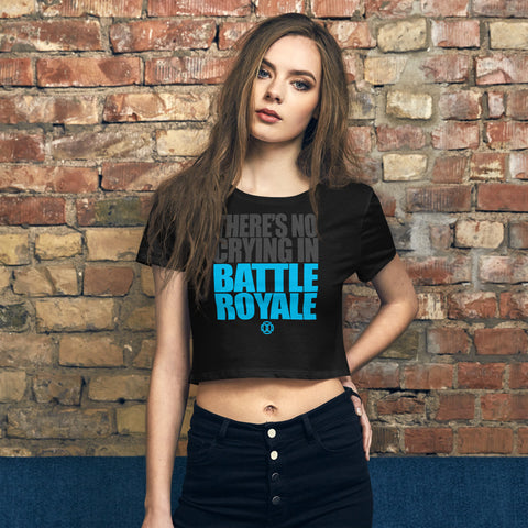 Battle Royale Crop Tee