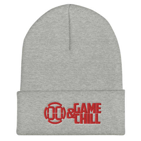 Game and Chill Beanie - 00LvL