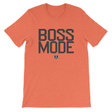 Boss Mode Tee - 00LvL