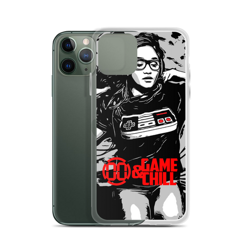 00 LvL Game and Chill iPhone Case
