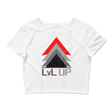 Level Up Crop Tee