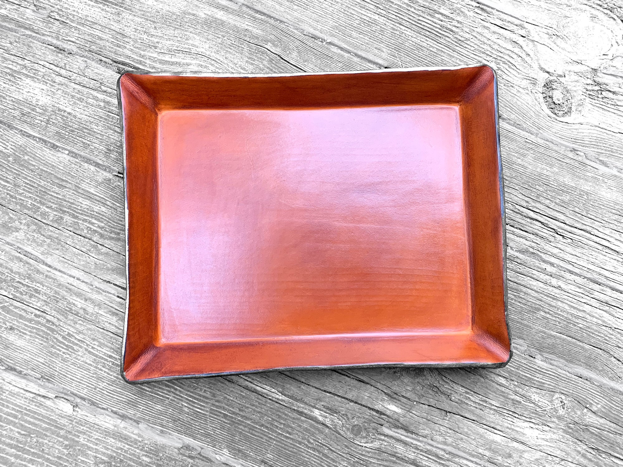 Our Leather Paper Tray is a Customer Favorite