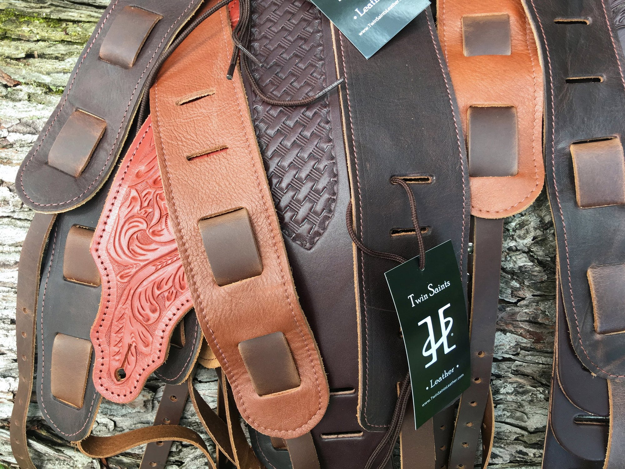 Leather Instrument Straps