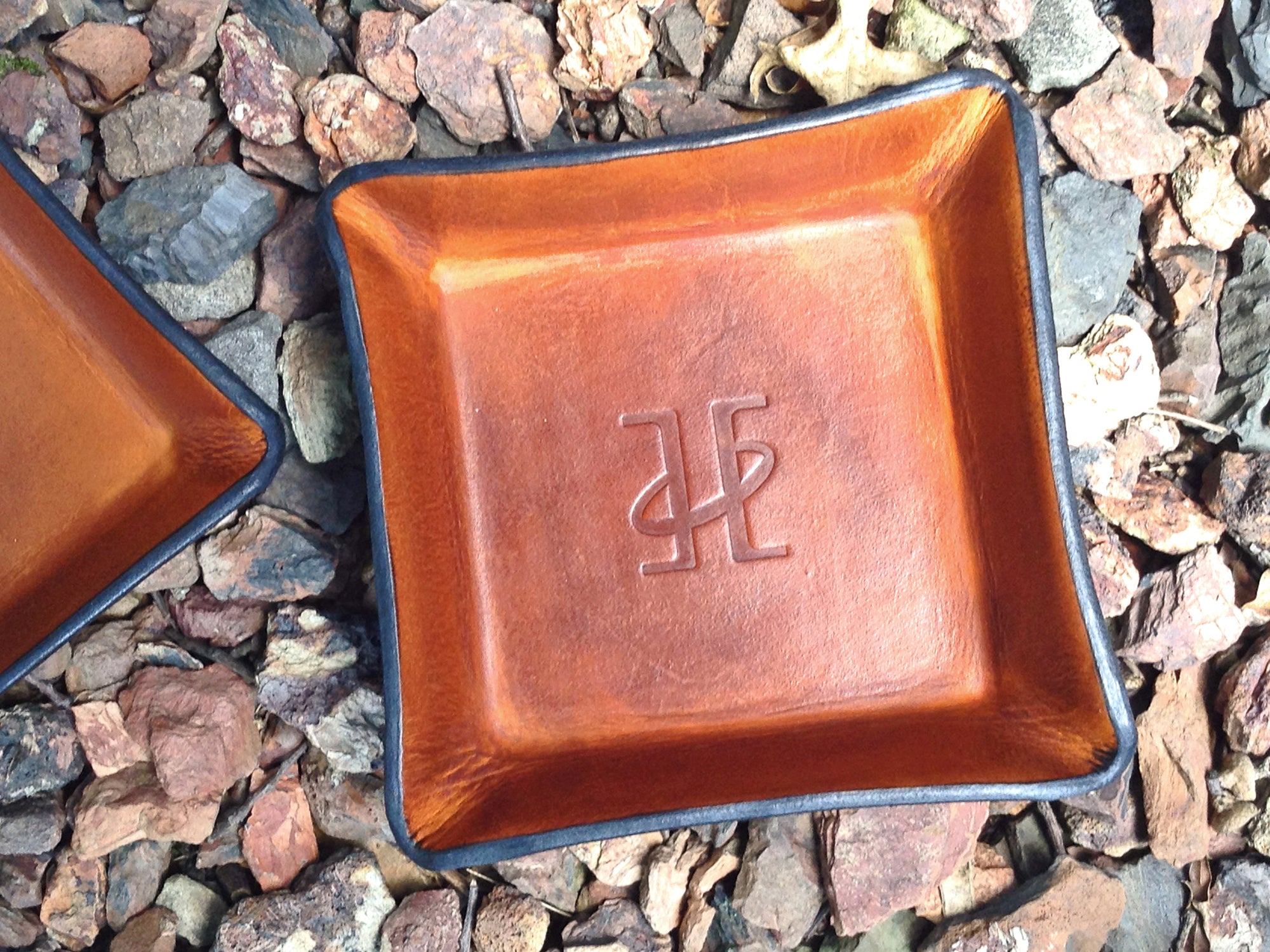 Twin Saints Leather Corporate Gifts Logos