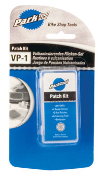 Park Tool Vulcanizing Patch Kit VP-1