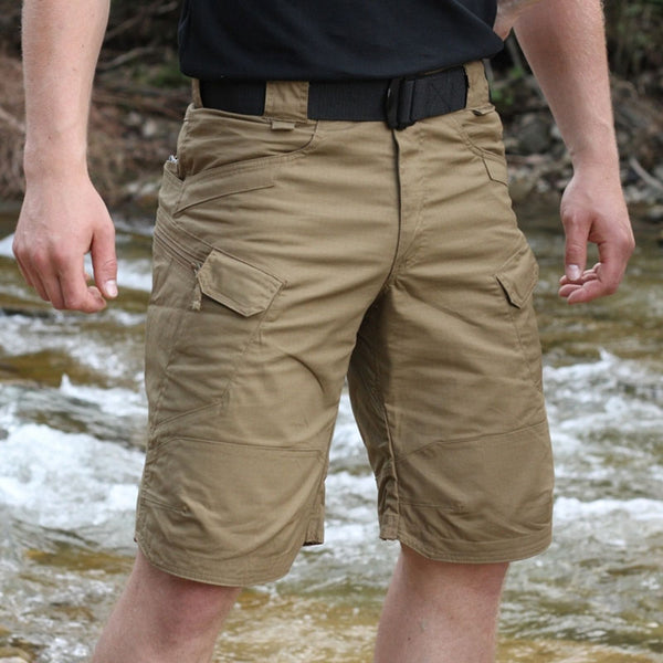 【Limited Time Offer】Military Waterproof Tactical Shorts(Buy 2 Free Shipping)