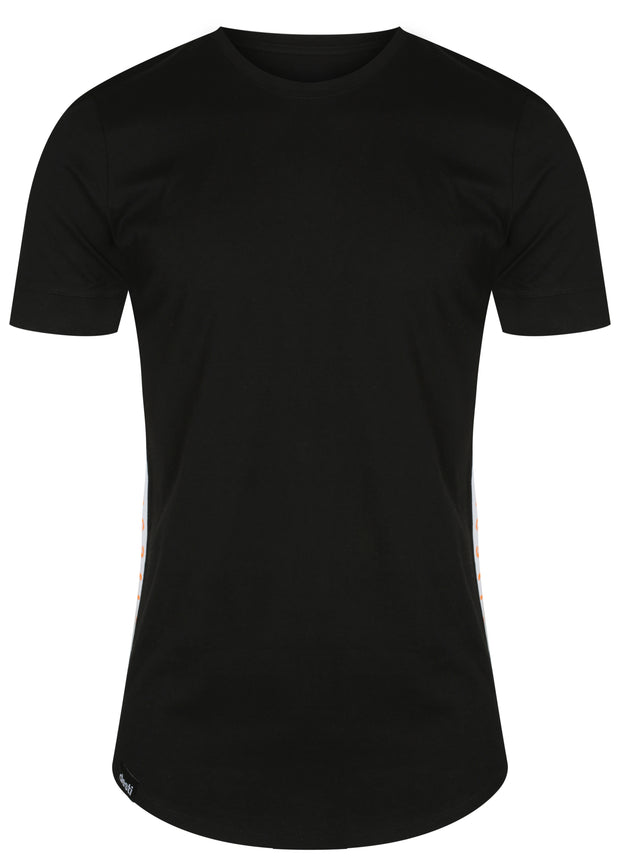 Desti Original Calle Long Line Mens T-Shirt