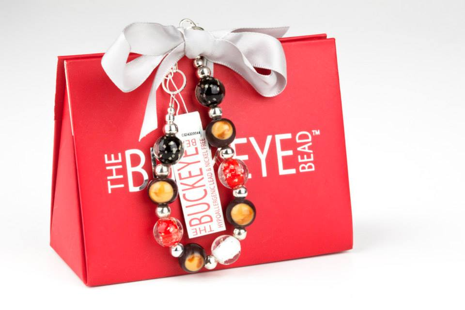 The Buckeye Bead Glow In The Dark Bracelet