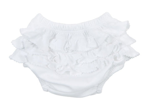 Essentials Diaper Cover - Ruffled