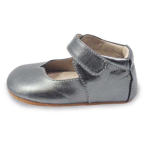 Astrid - Pewter Metallic