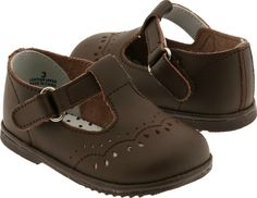 T-Strap Mary Jane Style 2945 - Brown