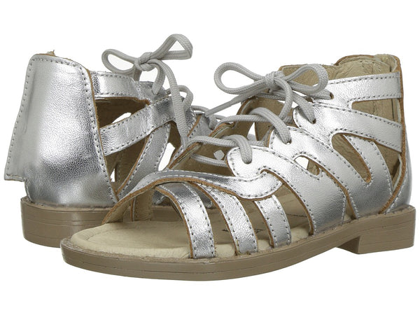 Salted Sandal - Silver