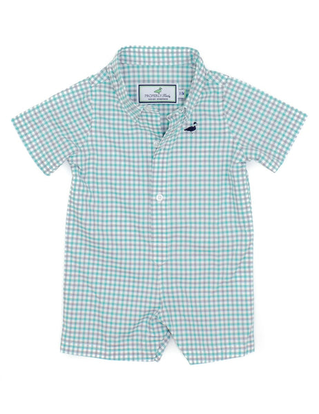 Seasonal Woven Shortall - Chatham