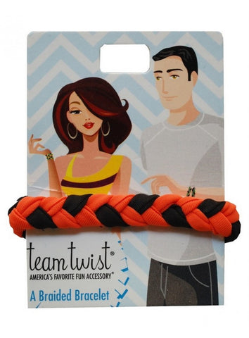 Team Twist - Orange/Black
