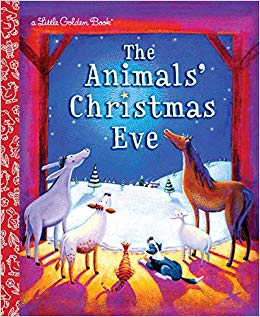 Animal's Christmas Eve