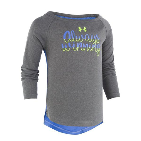 Always Winning - Carbon Heather
