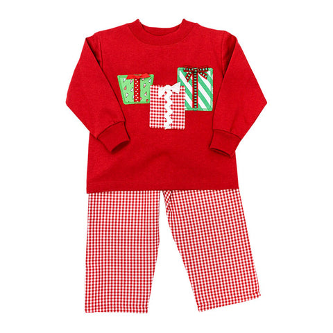 Packages - Boy Pant Set