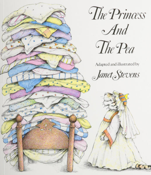The Princess And The Pea - Paperback