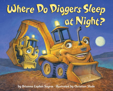 Where Do Diggers Sleep - HC