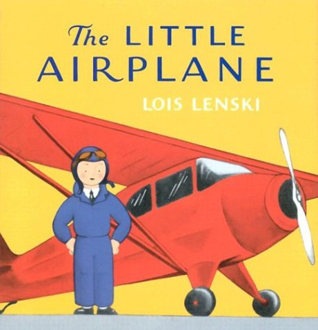The Little Airplane - Board Book