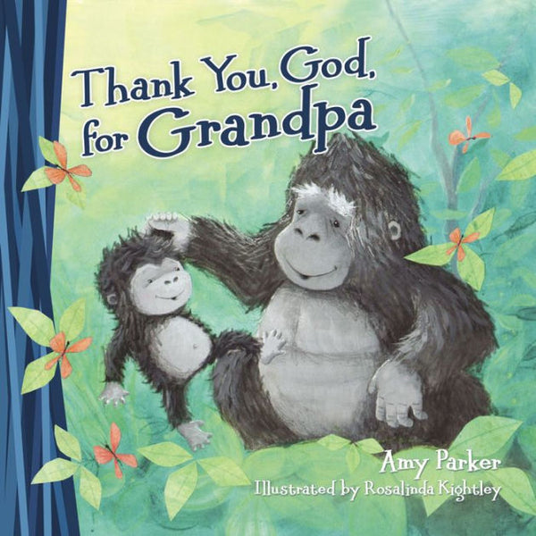 Thank You God For Grandpa - Mini Board Book