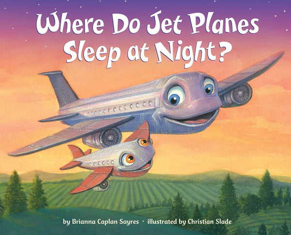 Where Do Jet Planes Sleep?