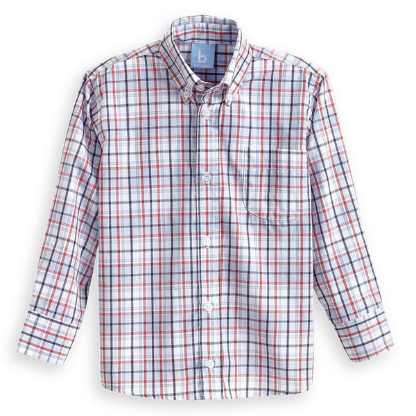 Buttondown Shirt - Bayview Check