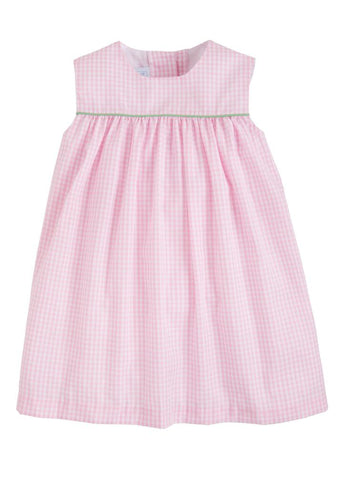 Bellemeade Dress - Pink/Green