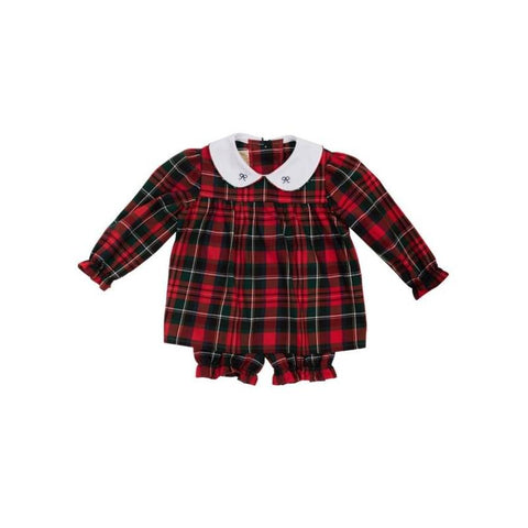 Bon Air Bloomer Set - Jamestown Tartan