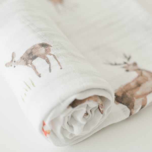 Single Swaddle - Oh Deer