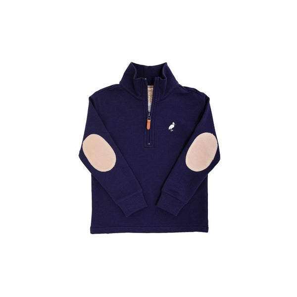 Hayword Half-Zip - Nantucket Navy