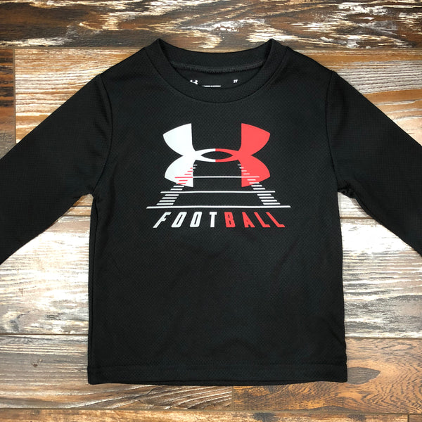 Football LS - Black