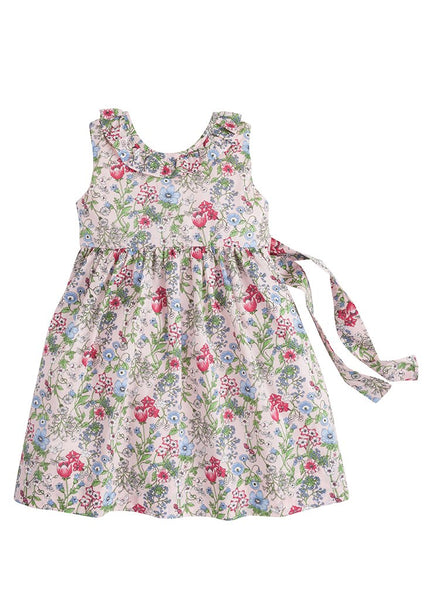 Isabel Dress - Cottage Floral
