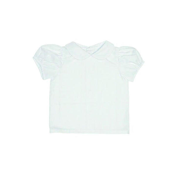 Maude's SS Peter Pan Top - WAW