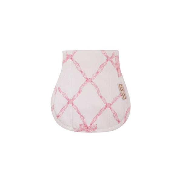 Oopsie Daisy Burp Cloth - Belle Meade Bow