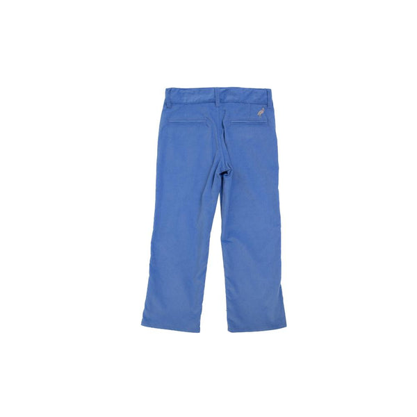 Prep School Pants - Cord - Barbados Blue