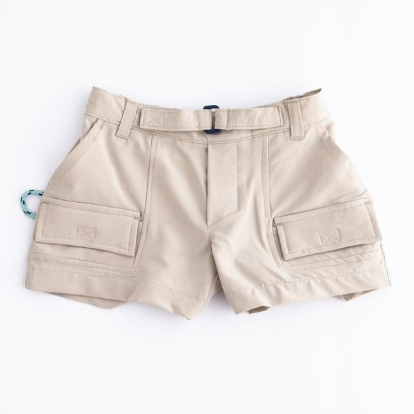 Performance Fishing Short - Sand