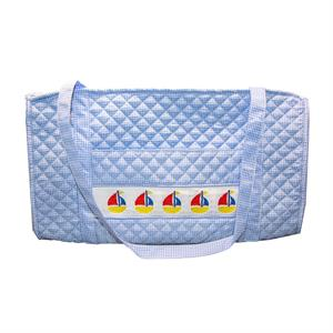 Sailboat Duffel Bag