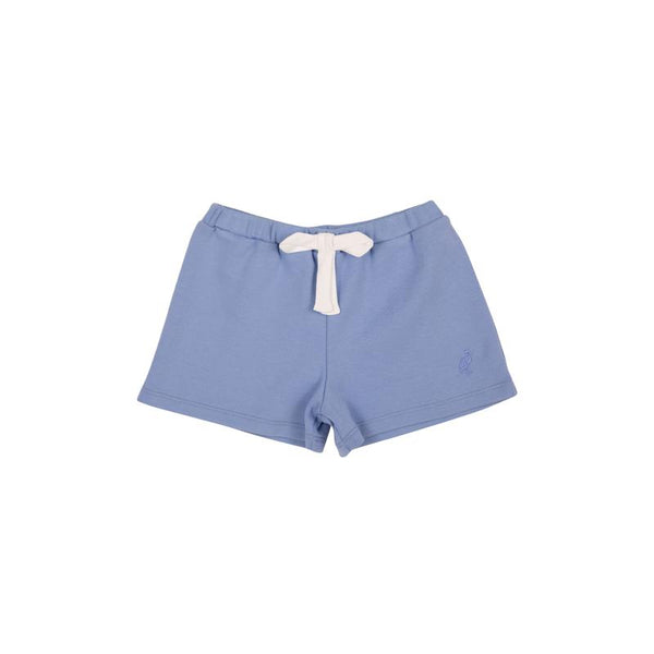 Shipley Shorts w/ Bow and Stork - Park City Periwinkle