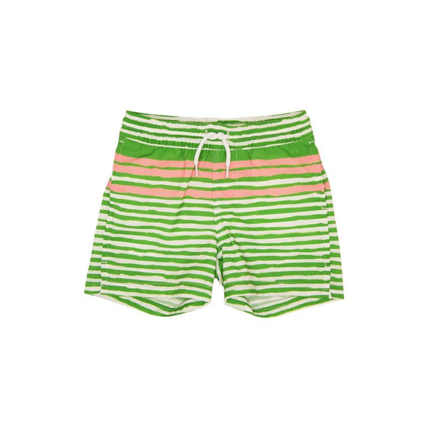 Tortola Swim Trunks - Stratford Stripe